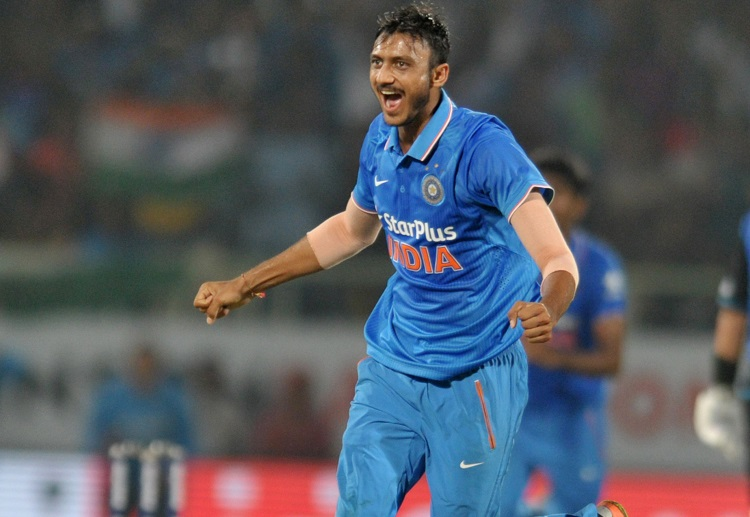 Axar Patel has represented India in T20Is and ODI cricket previously.