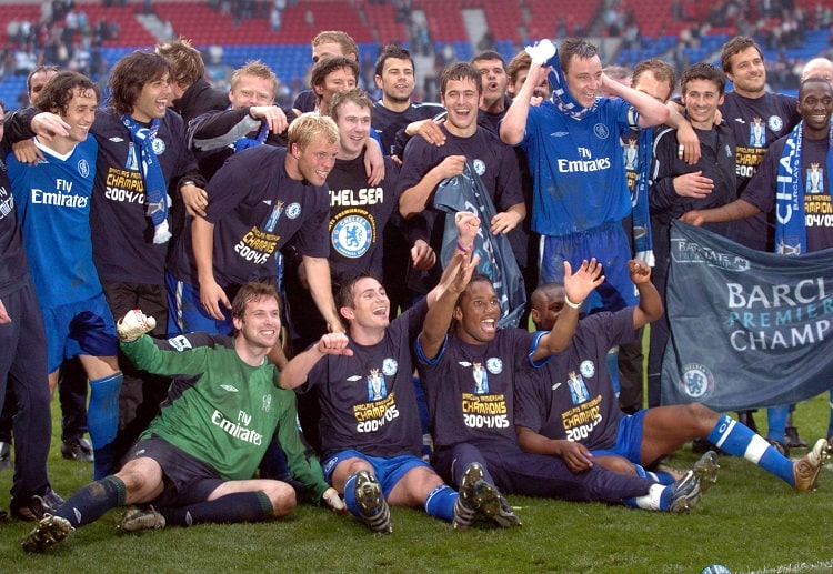 Chelsea's 86-game home run earned them two League titles and established them as a top-flight club in the Premier League.