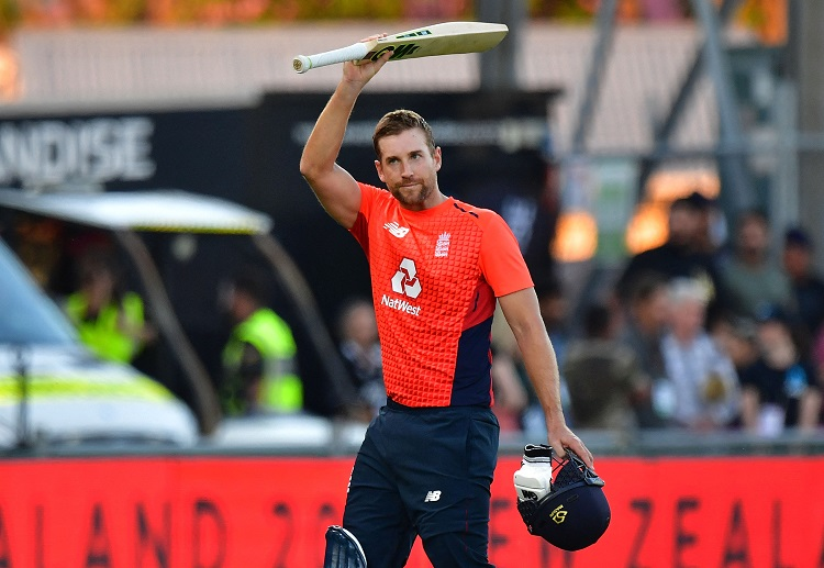 Dawid Malan will play for Team Punjab in the 2021 Indian T20 League.