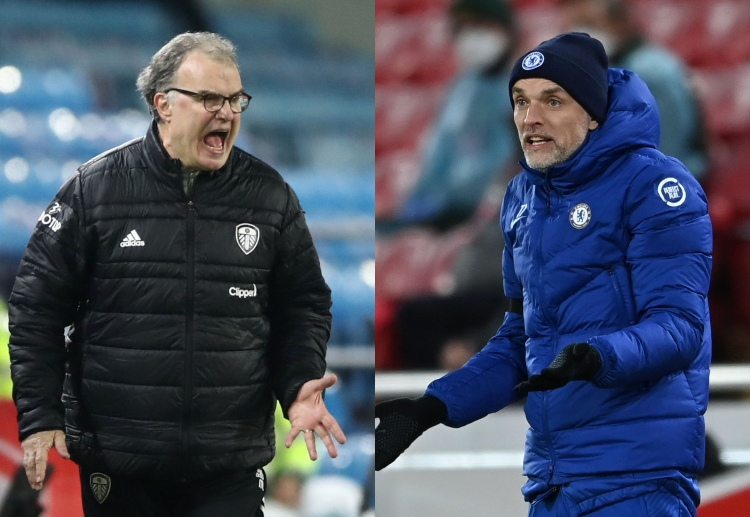 Rivalry between Chelsea and Leeds United in the Premier League is likely to resurface on Saturday.