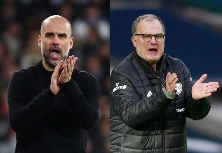 Leeds United and Manchester City will face-off at Etihad Stadium on Saturday in the Premier League.