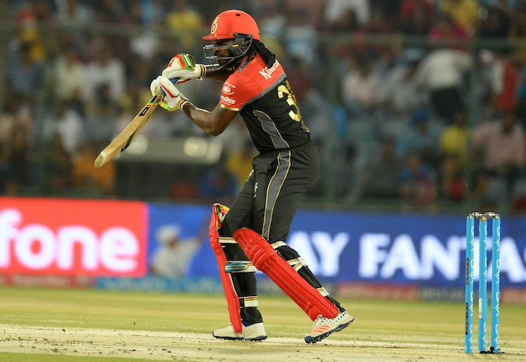 Chris Gayle currently plays for Team Punjab in the Indian T20 League