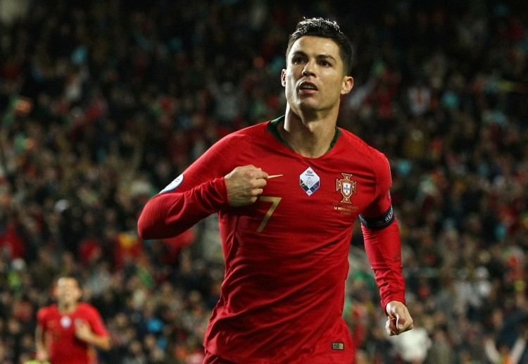 Cristiano Ronaldo is the leading goal-scorer for Portugal and will continue as captain of the Selecao in spite of recent incidents.