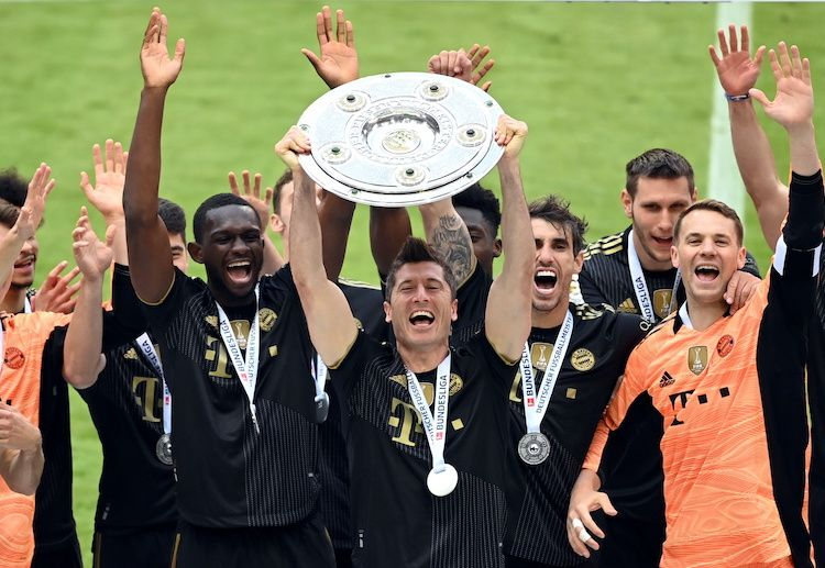 Bayern Munich are still reigning the Bundesliga after winning the title this 2020/21 season