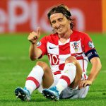 Luka Modric is delighted that his side reached the Euro 2020 group stage
