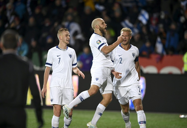 Finland set their sights to upset the international friendly odds when they face match favourites Sweden