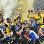 Euro 2020 Update: France win the World Cup by beating Croatia 4-2 in Moscow