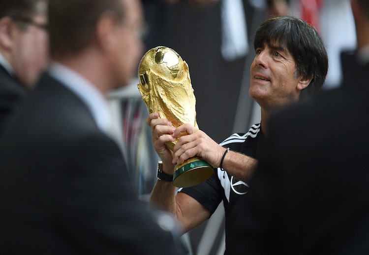 Euro 2020 will mark then end of Joachim Low's era as the head coach of Germany