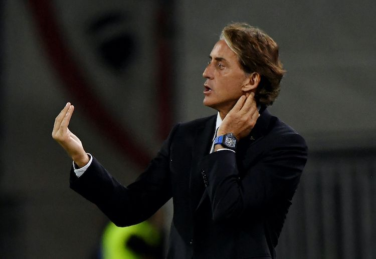 Roberto Mancini hopes to lead Italy to another championship in the upcoming Euro 2020