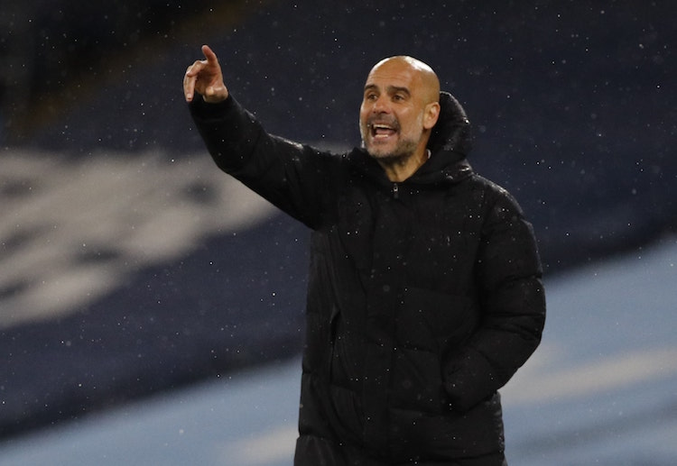 Pep Guardiola has won the Champions League two times with FC Barcelona.