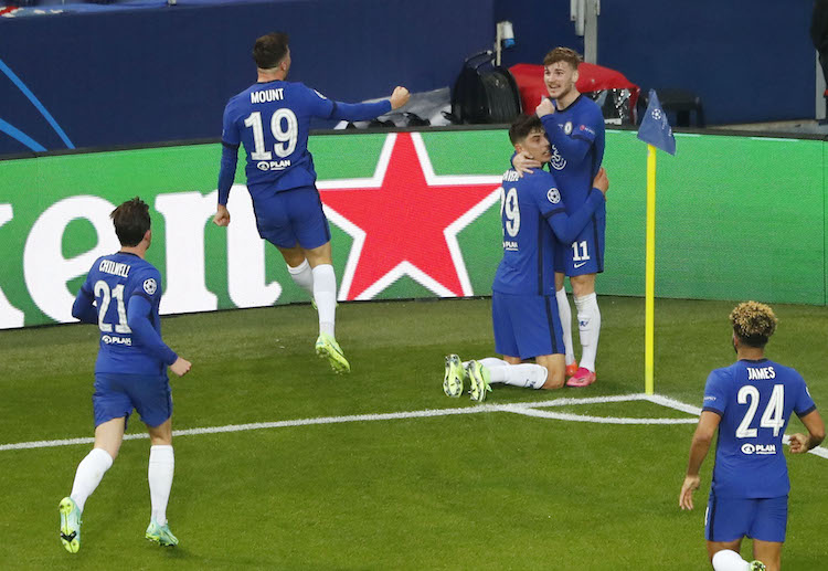 All eyes are on Kai Havertz as he led Chelsea to win the 2020-21 Champions League title
