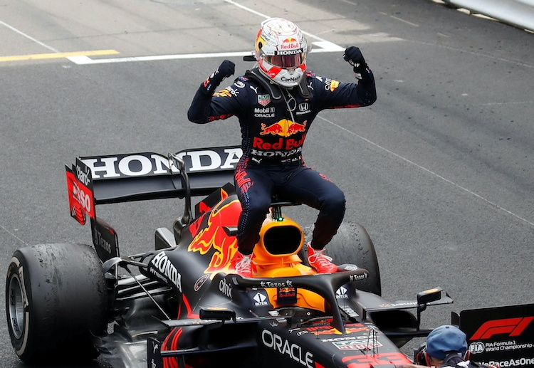 Max Verstappen claims the top rank in F1 leaderboard following his victory at the Monaco Grand Prix