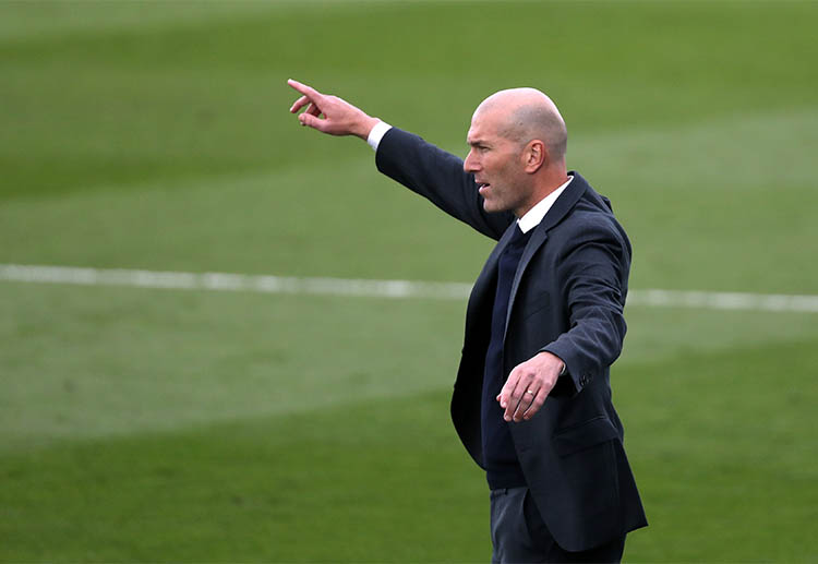 Real Madrid ended their La Liga season at second place, two points behind champions Atletico Madrid