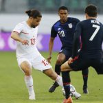 International Friendly: Ricardo Rodriguez scores on the 10th minute of Switzerland's 2-1 win against USA