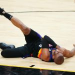 Chris Paul has failed to help the Suns against Lakers in Game 2 of the NBA Playoffs following his shoulder injury