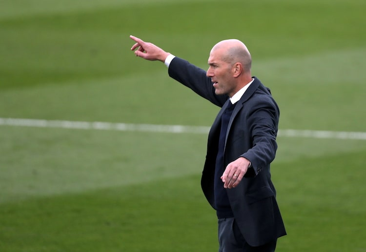 Zinedine Zidane stepped down as manager ofReal Madrid for the second time after losing La Liga title
