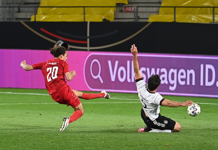 International Friendly: Denmark and Germany settle in a 1-1 draw