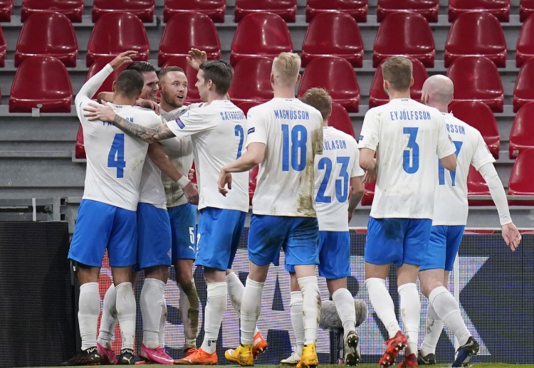 Iceland and Poland go head-to-head in International Friendly