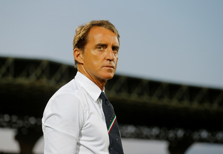 Roberto Mancini is leading Italy to pulverise the Czechs when they face in the International Friendly