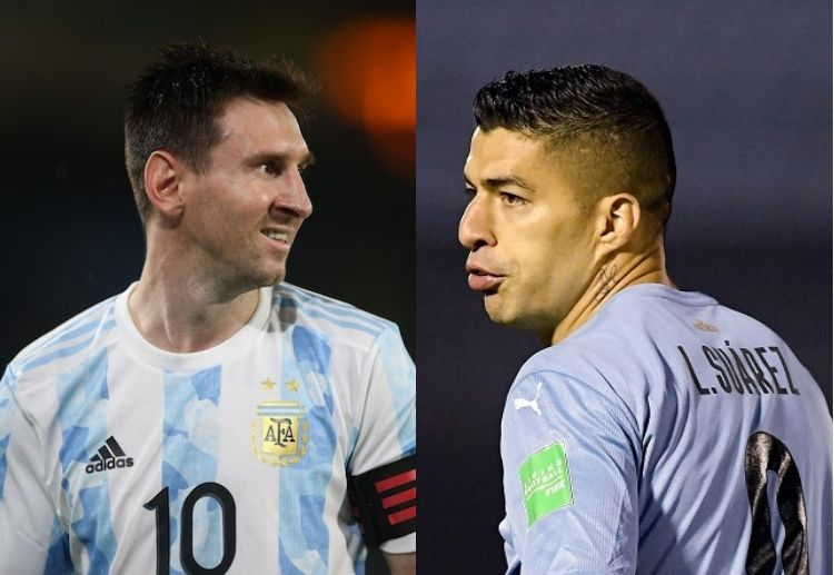 Can Lionel Messi save the day for Argentina or will Uruguay's Luis Suarez come out on top in the big Copa America clash?