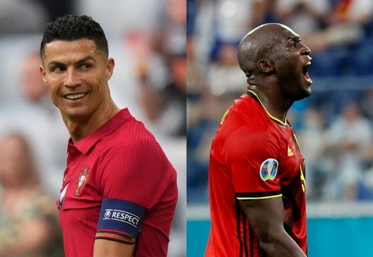 Cristiano Ronaldo and Romelu Lukaku are the top contenders for Golden Boot this season.