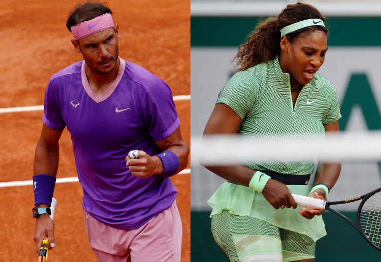 French Open: Serena Williams is now favoured to win the women's singles title
