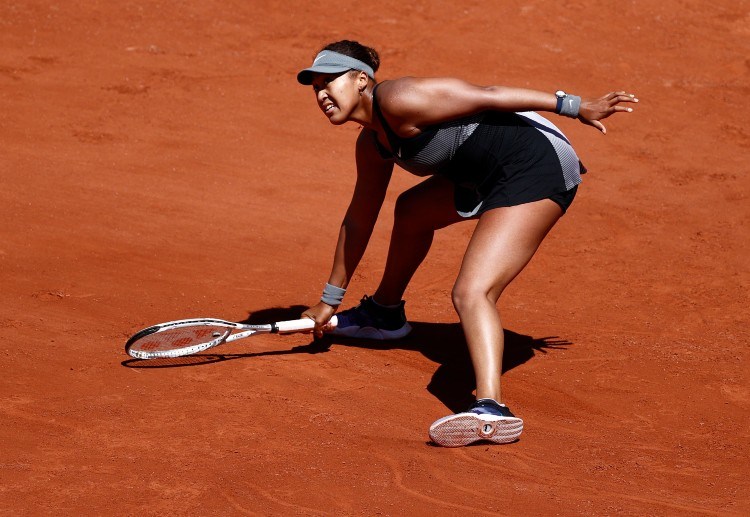French Open: Naomi Osaka takes a break from the competition