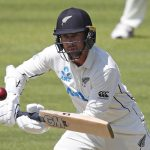 Devon Conway made his Test debut at the Lord's stadium.