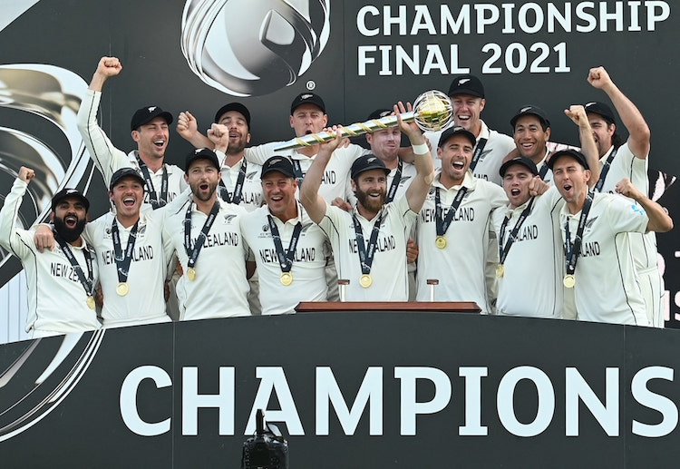 New Zealand scripted history by becoming the first-ever World Test Champions.
