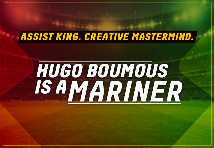 Hugo Boumous becomes ATK Mohun Bagan's second foreign signing of the season.