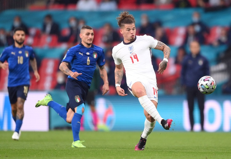 Yorkshire Pirlo Kalvin Phillips was a major success at Euro 2020