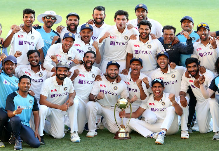 Rishabh Pant and Cheteshwar Pujara ensured a memorable victory for India in the final Test against Australia earlier this year.