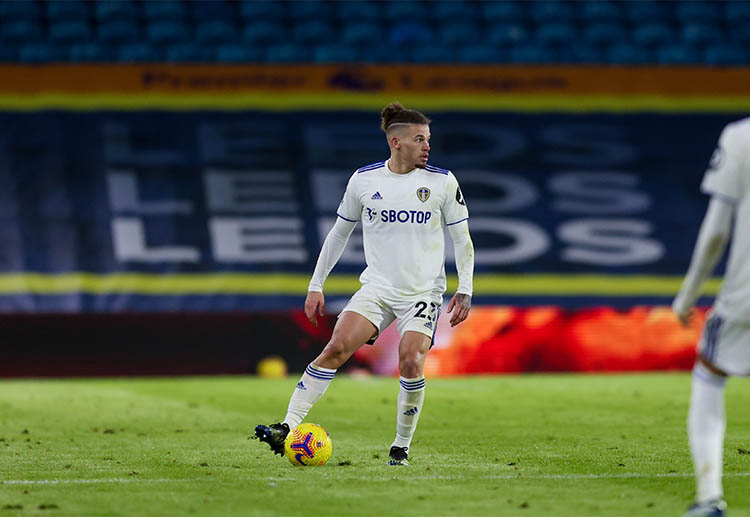 Kalvin Phillips will hope to inspire Leeds United to victory in their first match at Elland Road this season