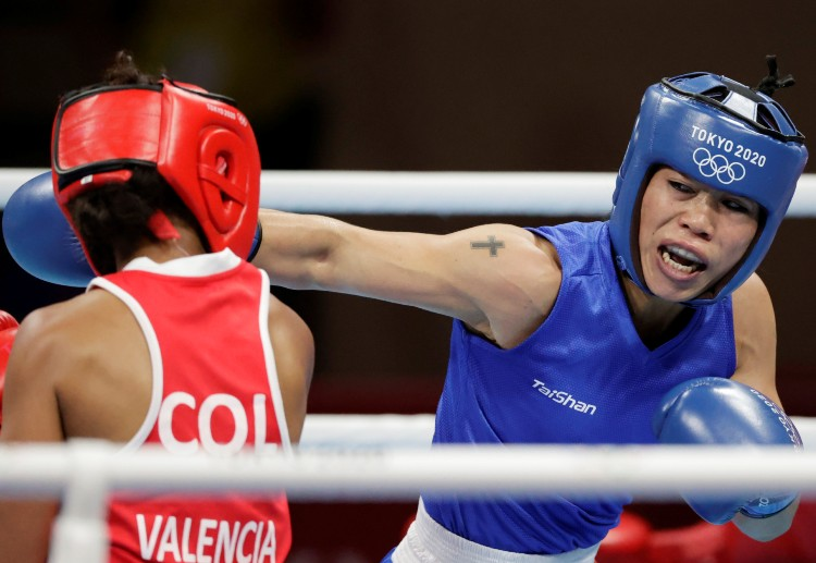Mary Kom is currently 38-years-old but still wants to represent her country at the next Olympics.