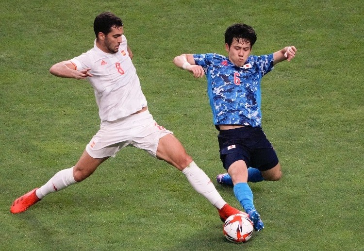 Football At the Olympics is to develop the younger talent of the sport.
