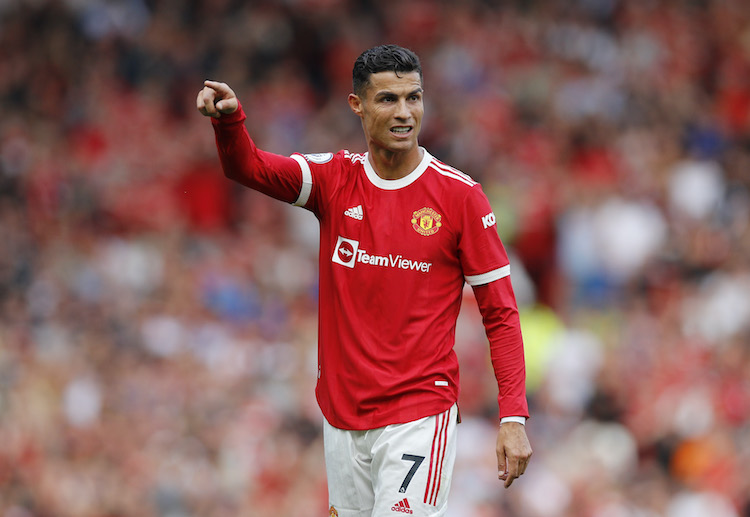 Ronaldo scored twice against Newcastle United to mark his second debut for Manchester United