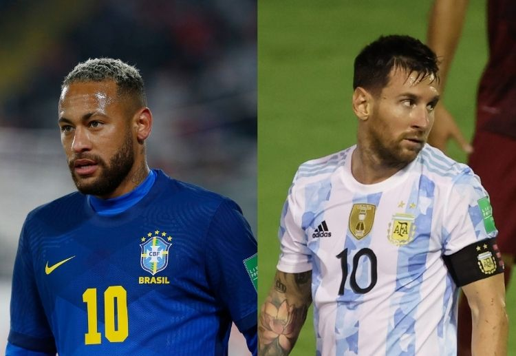 A well-rounded Argentinian squad head to Brazil to take on their arch-rivals in the World Cup qualifiers.