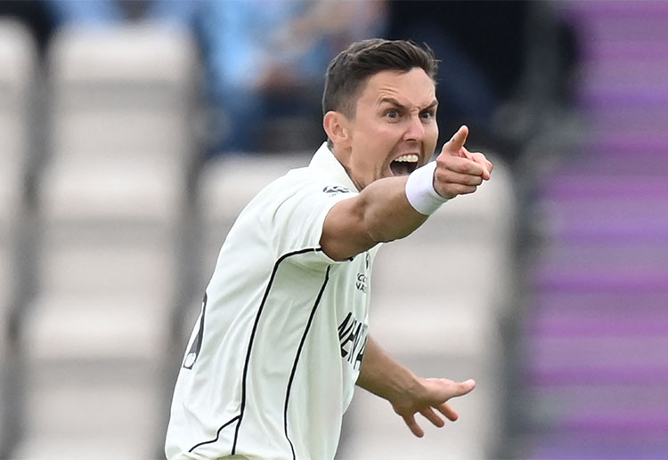 Trent Boult's battle against Shubman Gill would be one to watch out for