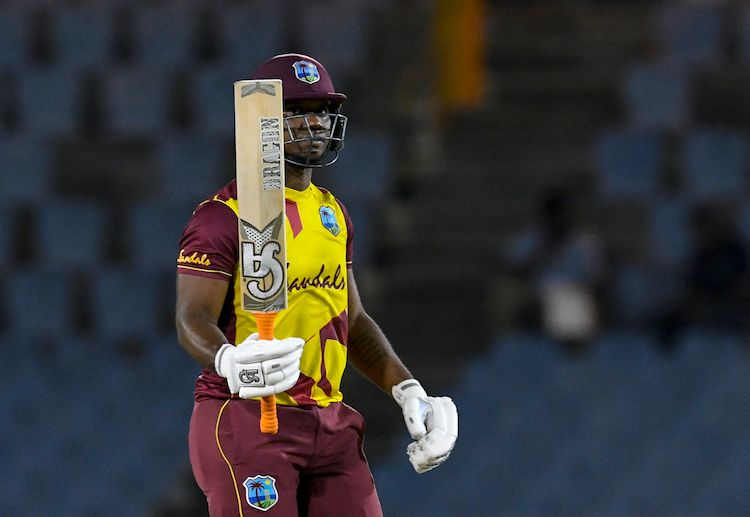 Evin Lewis was named as a replacement for Jos Buttler by Team Rajasthan.