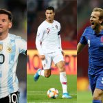 Harry Kane, Lionel Messi and Cristiano Ronaldo will be the players to look out for in the upcoming World Cup qualifiers.