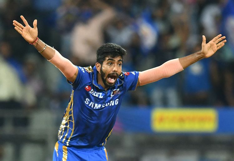 Jasprit Bumrah picked up 21 wickets in the season.